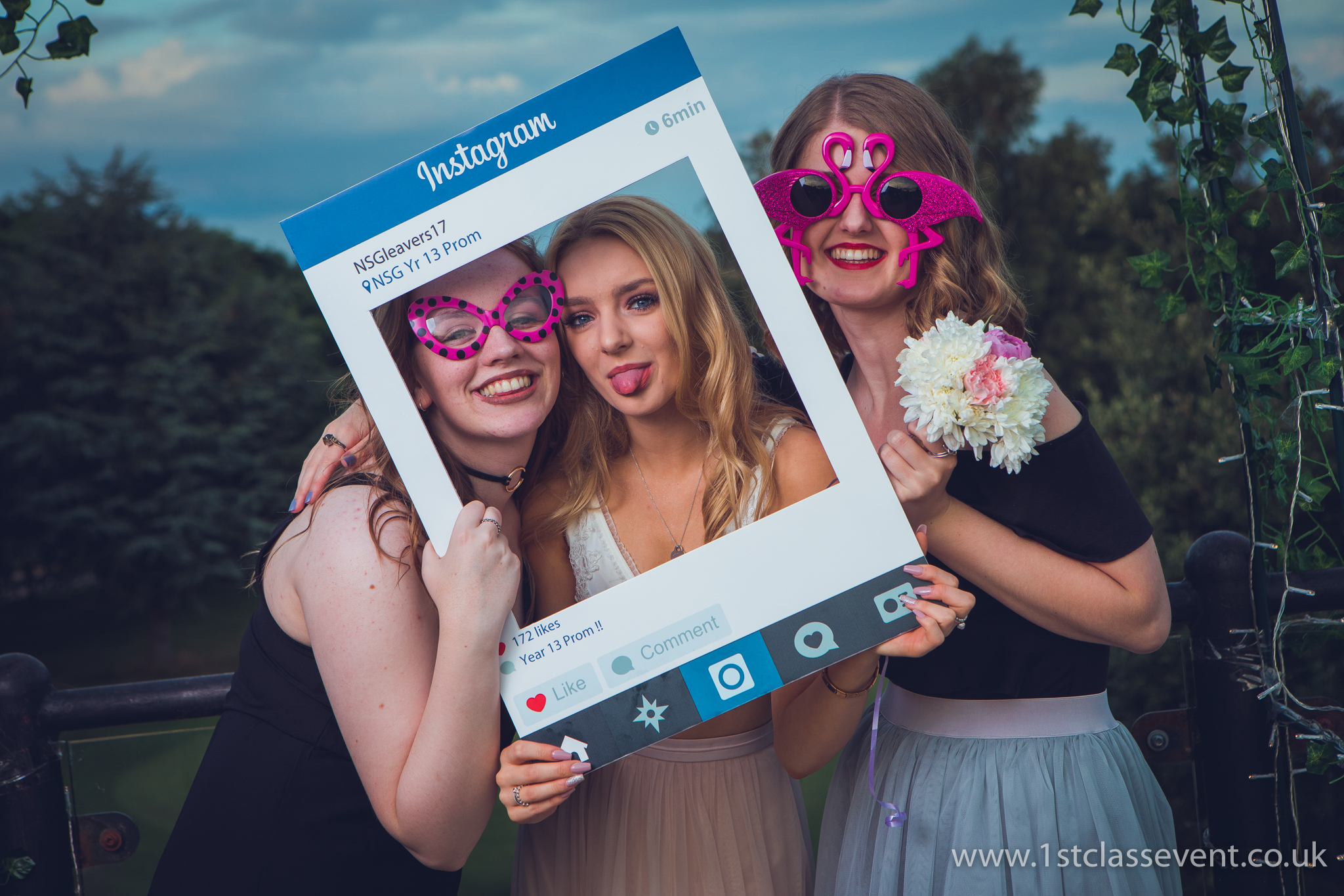 Northamptonshire Prom Photographer