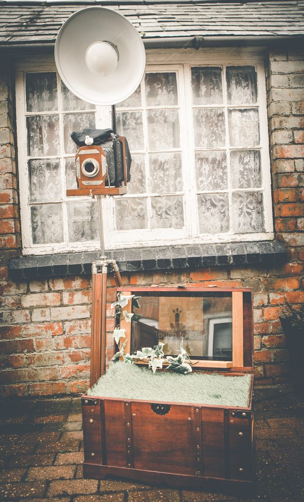 vintage photobooth hire