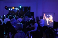 Guests enjoying the music and videos with 1st Class Event Entertainments and DJ James Lake